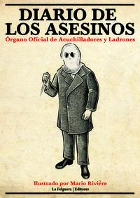 DIARIO DE LOS ASESINOS: portada