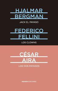 JACK EL PAYASO. LOS CLOWNS (DVD). LOS DOS PAYASOS: portada