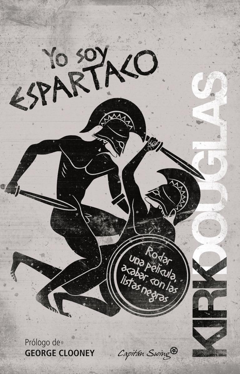 Yo soy Espartaco: portada