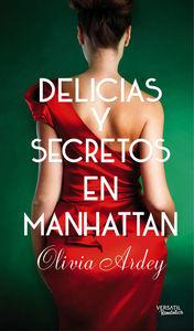 Delicias y Secretos en Manhatan: portada