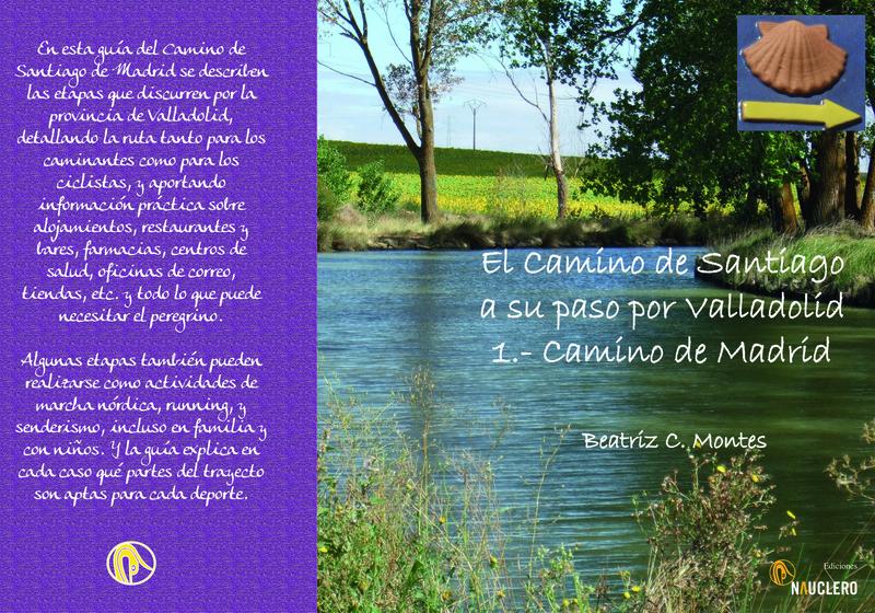 El Camino de Santiago a su paso por Valladolid.: portada