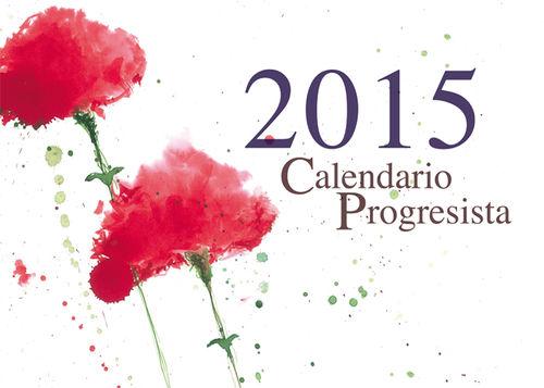 CALENDARIO PROGRESISTA 2015: portada