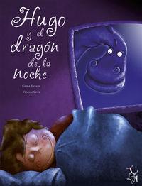 Resultado de imagen de hugo y el dragon de la noche