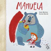 Manuela: portada