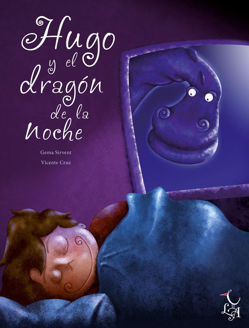 Hugo y el dragón de la noche (Nueva Edición): portada