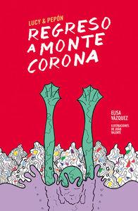 Regreso a Montecorona: portada