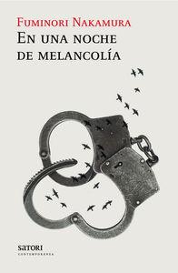 EN UNA NOCHE DE MELANCOLÍA: portada