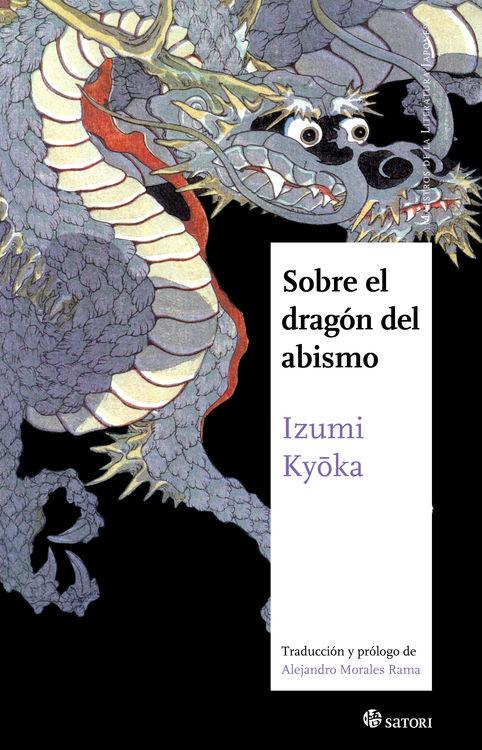 SOBRE EL DRAG�N DEL ABISMO: portada