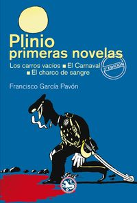 PLINIO / PRIMERAS NOVELAS: portada