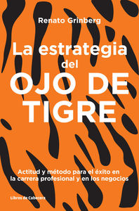 La estrategia del Ojo de Tigre: portada