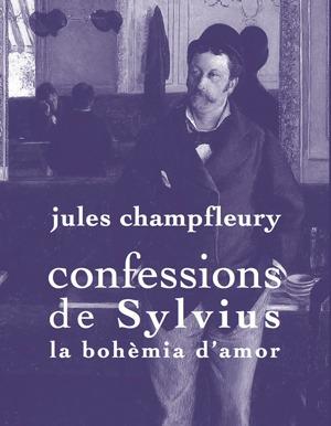 CONFESSIONS DE SYLVIUS: portada