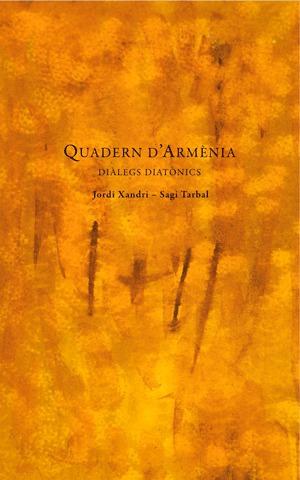 QUADERN D'ARMENIA: portada