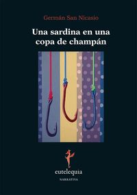 Una sardina en una copa de champán: portada