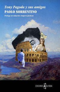 TONY PAGODA Y SUS AMIGOS: portada