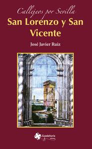 CALLEJEOS POR SEVILLA SAN LORENZO Y SAN VICENTE: portada