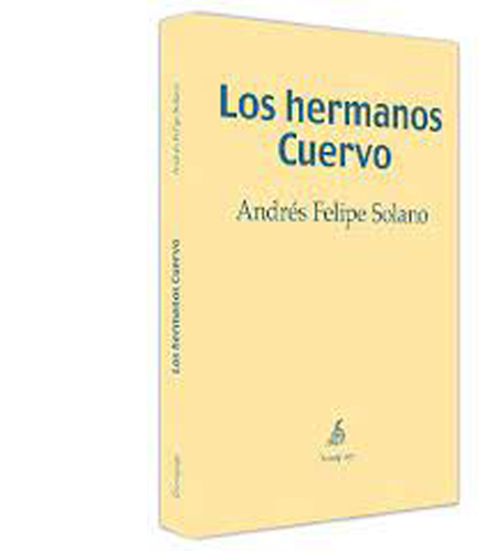 LOS HERMANOS CUERVO: portada