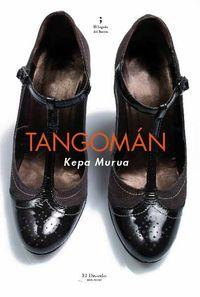 Tangomán: portada