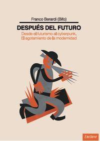 Después del futuro: portada