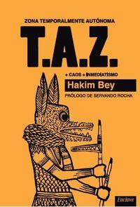 T.A.Z.: portada