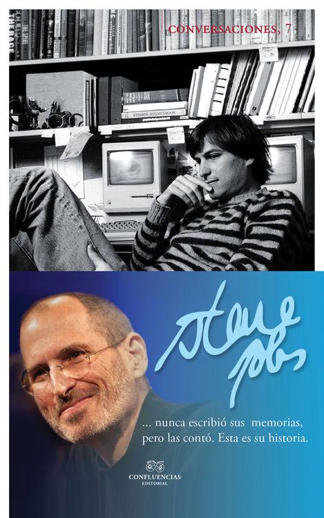 Conversaciones con Steve Jobs: portada