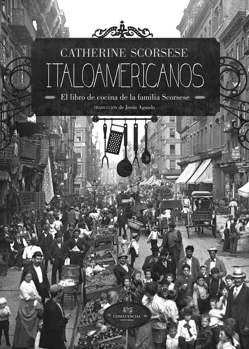 Italoamericanos: portada