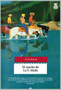 El rancho de La U Alada: portada