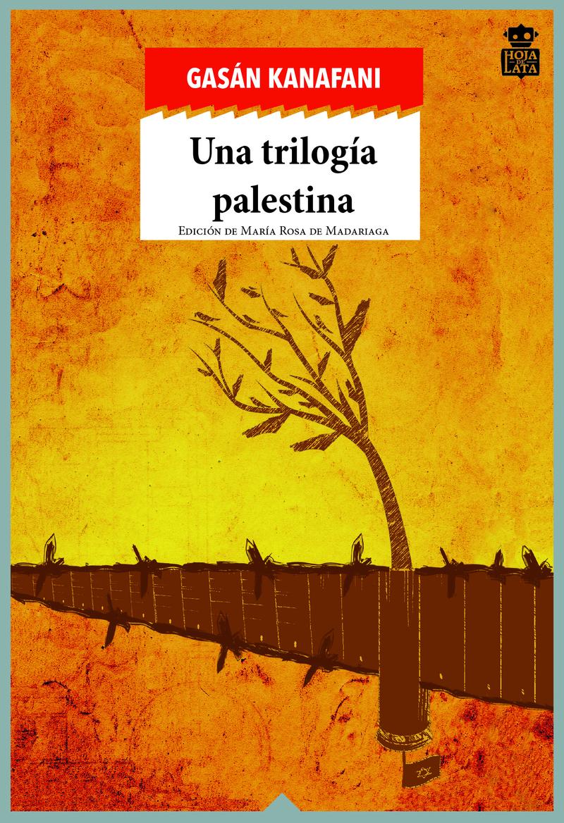 Una trilogía palestina: portada