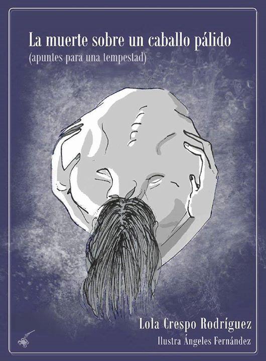 LA MUERTE SOBRE UN CABALLO P�LIDO: portada