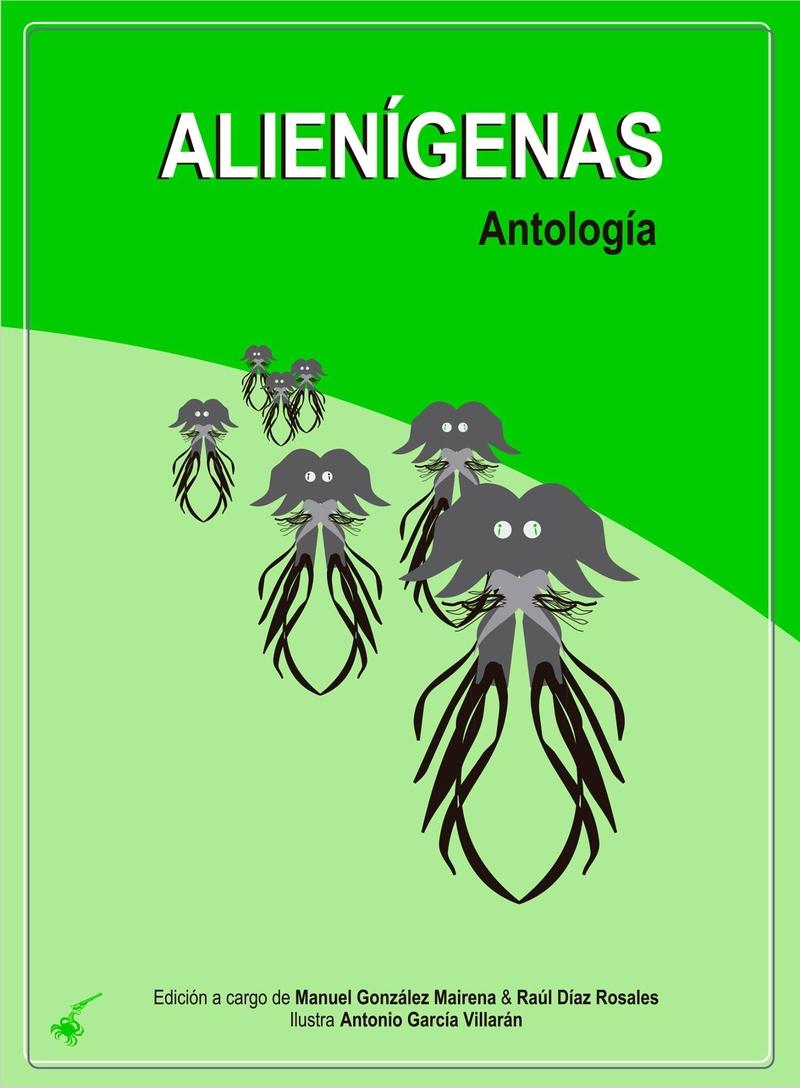 Alienígenas: portada