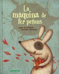 LA MÀQUINA DE FER PETONS: portada