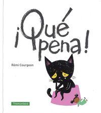�QU� PENA!: portada
