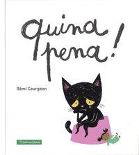 QUINA PENA!: portada