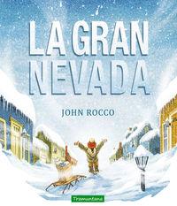 LA GRAN NEVADA -CAT: portada