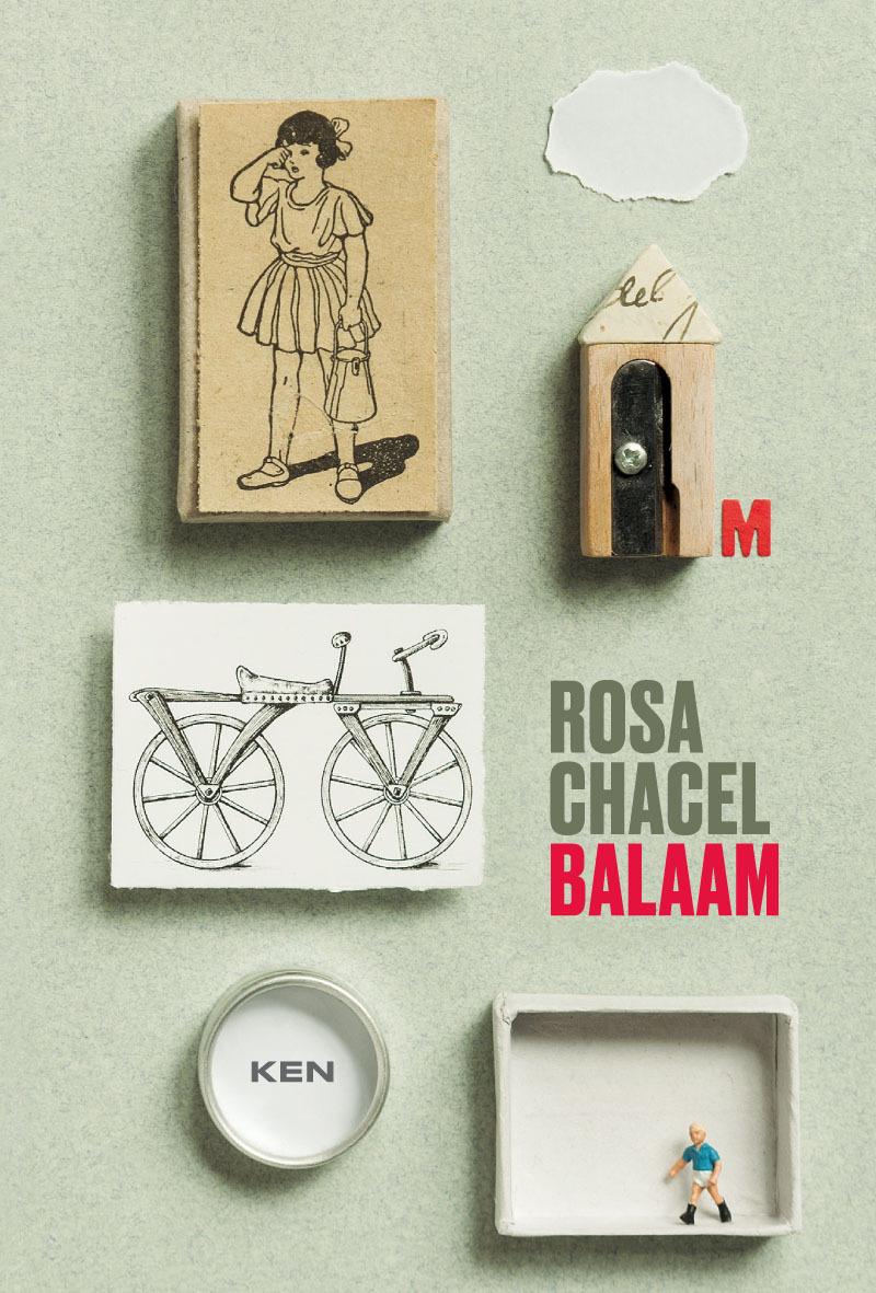 Balaam: portada