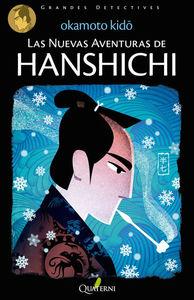 Las nuevas aventuras de HANSHICHI: portada