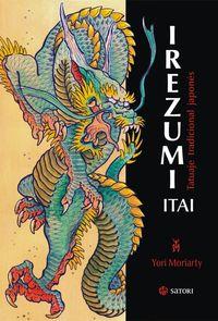 IREZUMI ITAI. TATUAJE TRADICIONAL JAPONÉS: portada