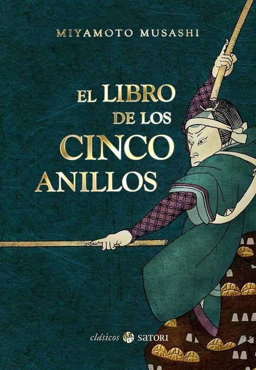 EL LIBRO DE LOS CINCO ANILLOS: portada