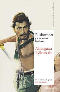 RASHOMON: portada