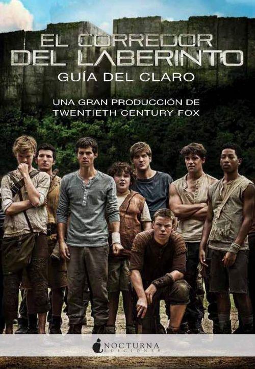 CORREDOR DEL LABERINTO: GUIA DEL CLARO,EL: portada