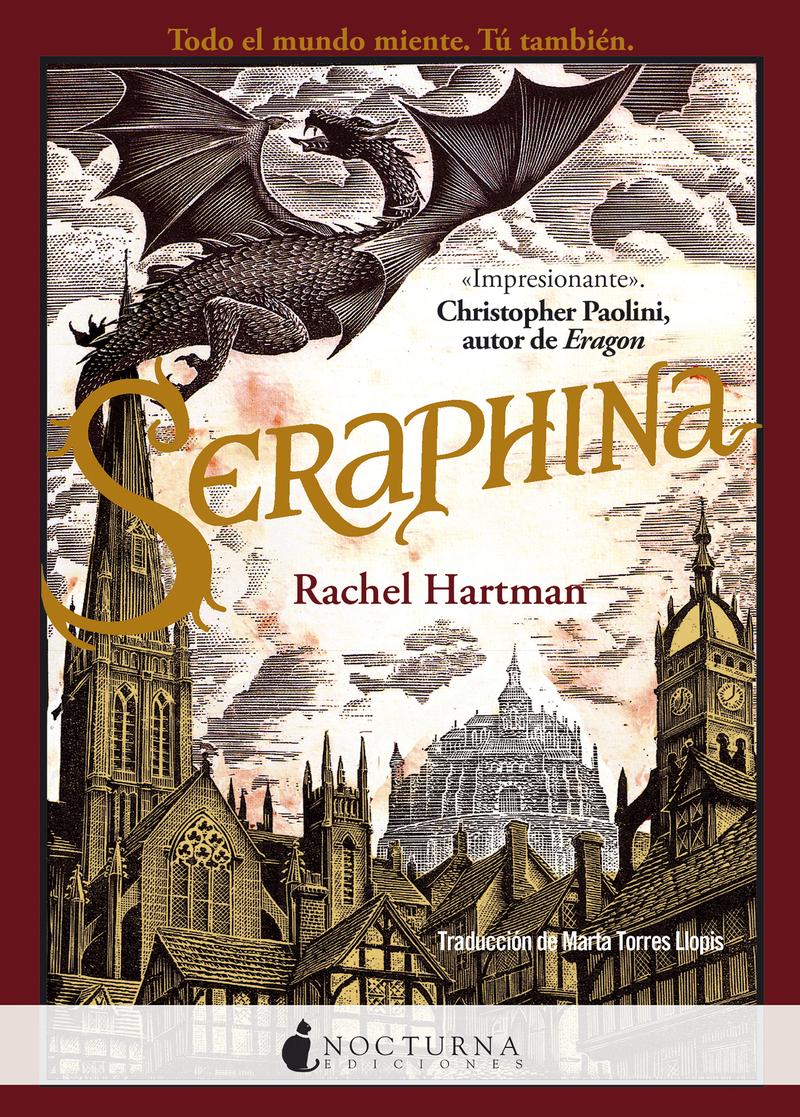 SERAPHINA: portada