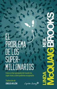 El problema de los super millonarios: portada