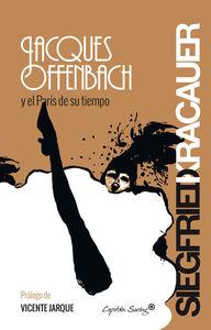 Jacques Offenbach y el París de su tiempo: portada
