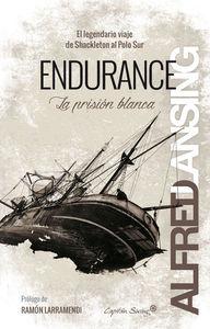 Endurance: el legendario viaje de Shackleton al Polo Sur: portada