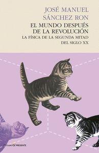 El mundo después de la revolución: portada