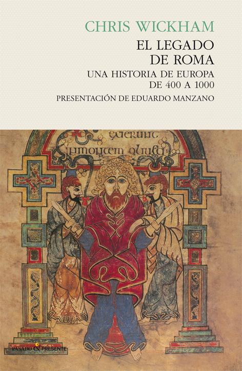 El legado de Roma (rústica): portada