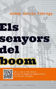 Els senyors del boom: portada