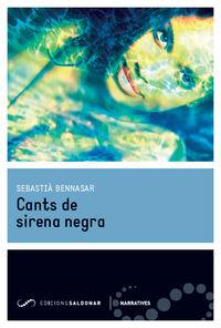 Cants de sirena negra: portada
