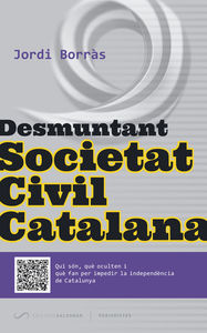 Desmuntant Societat Civil Catalana: portada