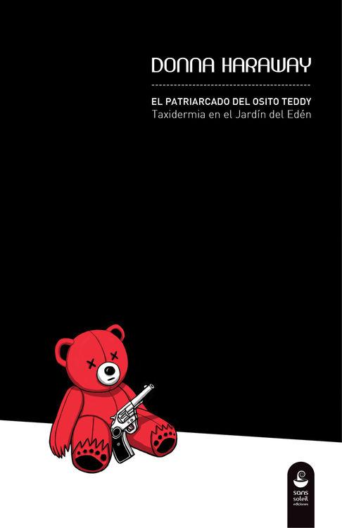 El patriarcado del osito Teddy: portada