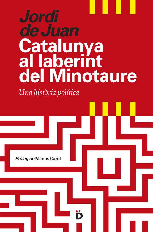 Catalunya al laberint del Minotaure: portada